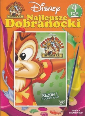 b05e773ec17a72 Disney: Chip i Dale, odcinki 13-16, tom 4 :: tanifilm.pl